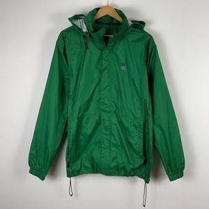✨3/$25✨Wilder Kaiser Forest Green Rain Jacket
